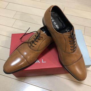 【新品未使用】REGAL リーガル 革靴 24.5センチ