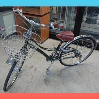 【大人気】中古・おしゃれ自転車 ブリヂストン LOCOCO 26...