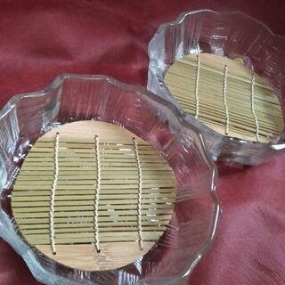 新品  ホヤクリスタル 大皿 サラダボウル