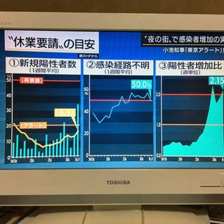 東芝 19インチ テレビ