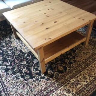 [早い者勝ち] IKEAテーブル無料でお譲りします