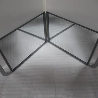 2面式鏡 スタイリング鏡  BG バックミラー U-RA-02 ...