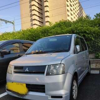 一週間限定!!三菱軽自動車ekワゴン、2万円!!!