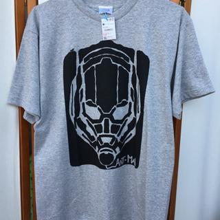 🍀MAVEL[サイズL]アントマン メンズTシャツ