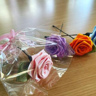 Fiore.J.Rose🌹一輪でも可愛い薔薇作り🌹