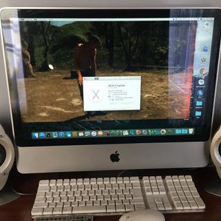 商談中 iMac 24inch
