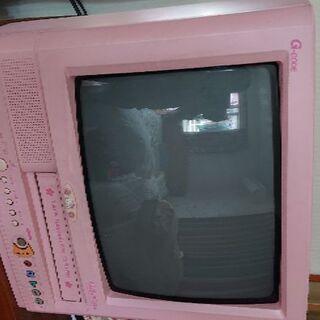 キティ ブラウン管テレビデオ