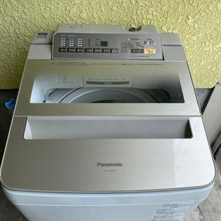 🌈2017年製Panasonic 8.0kg洗濯機🌈