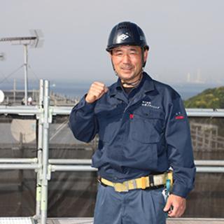 創業1991年 歴史ある防水工事を学べるお仕事 月収23万円