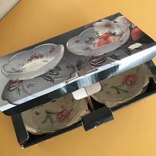 SOGA デザートガラスボウル 6個セット【未使用】