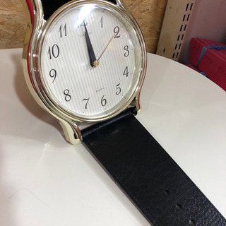 オススメ‼︎   置時計 ナポレオン 腕時計型 インテリア