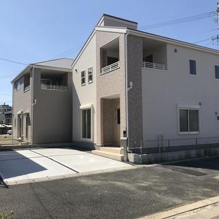 【新築戸建:仲介】★稲沢市西町に全2棟の新築戸建誕生!