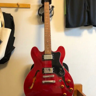 エレキギター セミアコ