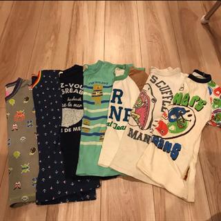 120サイズ Tシャツ7枚セット