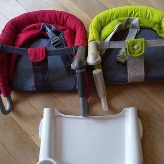 【ネット決済】イングリッシーナ 食事椅子、専用トレー、 ベビーチェア