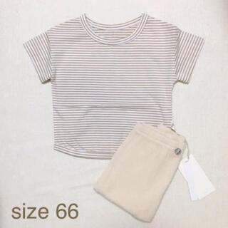 【新品】韓国子供服 Tシャツ ズボン 66