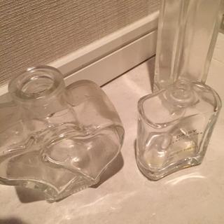 ハーバリウム 香水 空き瓶 ガラス インテリア 一輪挿し 花瓶