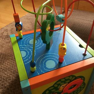 知育玩具 デラックスアクティビティボックス