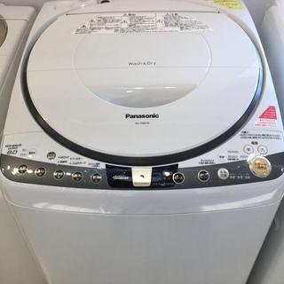 【安心6ヶ月保証付】縦型洗濯乾燥機 Panasonic NA-F...