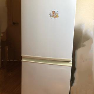 [値段交渉可]137L シャープ冷蔵庫