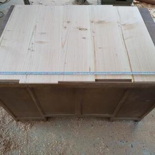 無垢の松板 5枚  人工乾燥済  DIY木工や工作の木材に