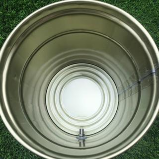 ペール缶で作ったウォータージャグ
