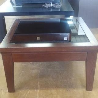 【店舗同時販売中】 SELVA ガラステーブル