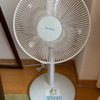 譲ります YUASA 08年製 扇風機 取りに来てくださる方