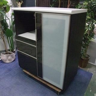 R1188) ニトリ キッチンカウンター ポスティア90 …