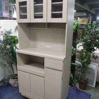 R1191) Walsh キッチンボード  食器棚 店頭取…
