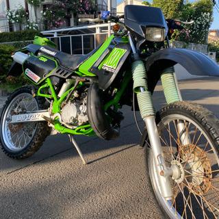 ジャンク品KDX200!部品取りにいかがですか?