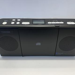 中古品 TOSHIBA CD ラジオ