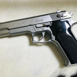マルイ S&W M645 10才 スプリングエアー