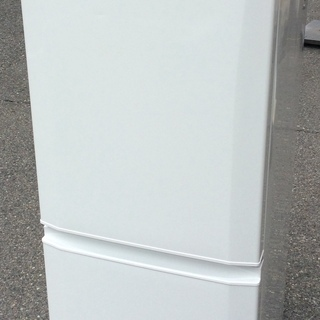 【RKGRE-362】特価!三菱/146L 2ドア冷凍冷蔵庫/M...
