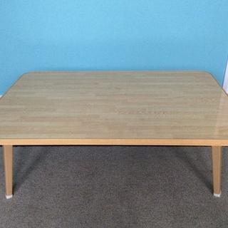 中古 折りたたみテーブル