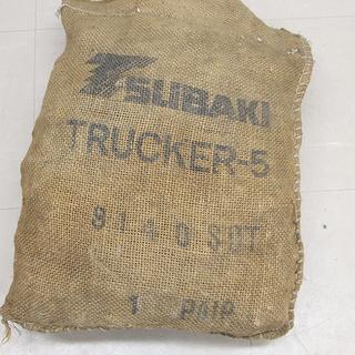 未使用 ツバキ タイヤチェーン トラック 大型 TSUBAKI ...