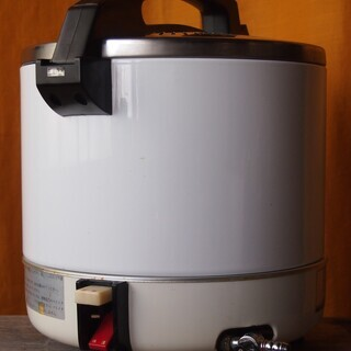 昭和レトロ ガス炊飯器 アンティーク