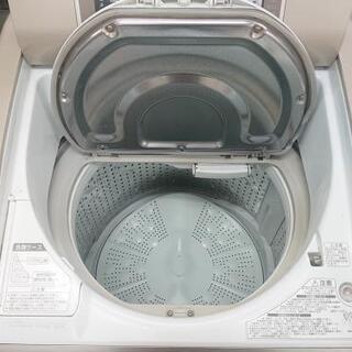 洗濯機  日立  BW-D9KV  9.0kg  2010年製