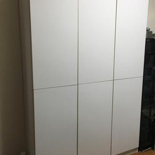 白い本棚 大型