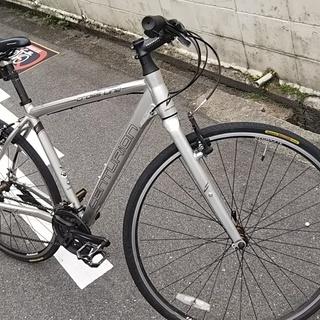 クロスバイク CENTURION CROSSLINE50R 整備...