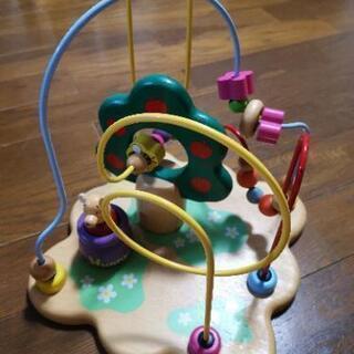 木製水性色知育玩具