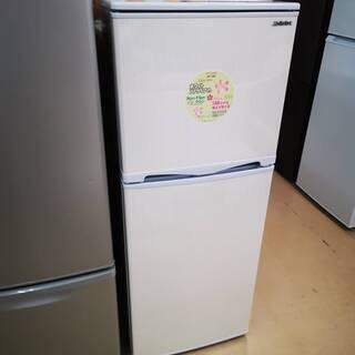 2018年式の冷蔵庫