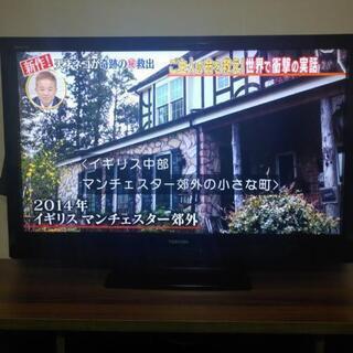 TOSHIBA 液晶テレビ 40型 40A1