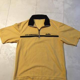 エレッセ 男女兼用 ポロシャツ  テニス ゴールドウィン