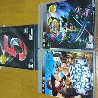 PS3 ソフト売ります
