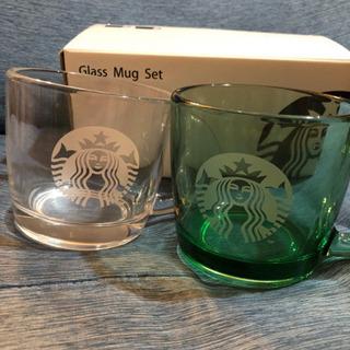 スターバックス グラス マグカップ