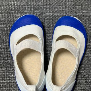 上靴16.5cm(教育パワーシューズ)