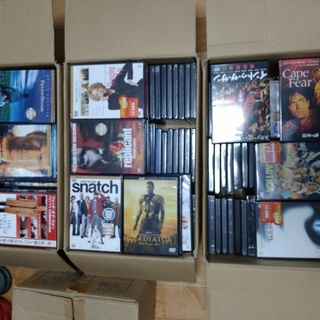 DVD(映画) 色々  490円/枚   ※格安