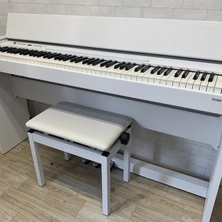 電子ピアノ ローランド F-120-WH ※送料無料(一部地域)