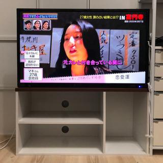 32V液晶テレビ&テレビ台